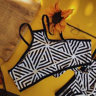 BEYOND THE BEACH TWO PIECE SWIMSUIT