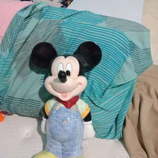 Mickey mouse piggybank