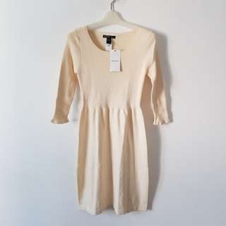 NEW! Mango Dress Cream