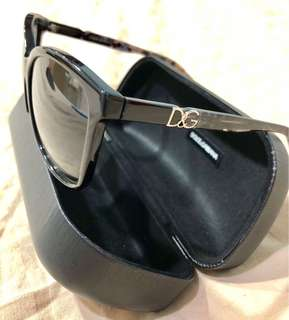 *Authentic* Dolce & Gabbana sunglasses | Black
