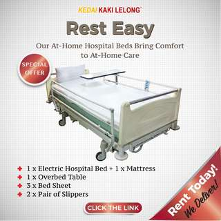 Medical Bed for Rental