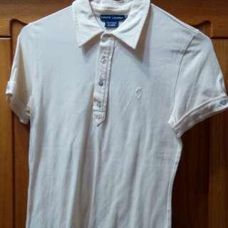 🚚 米色Polo衫