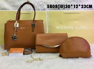 MK Handbag Label