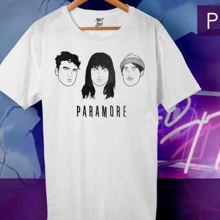 PARAMORE Vector Shirt