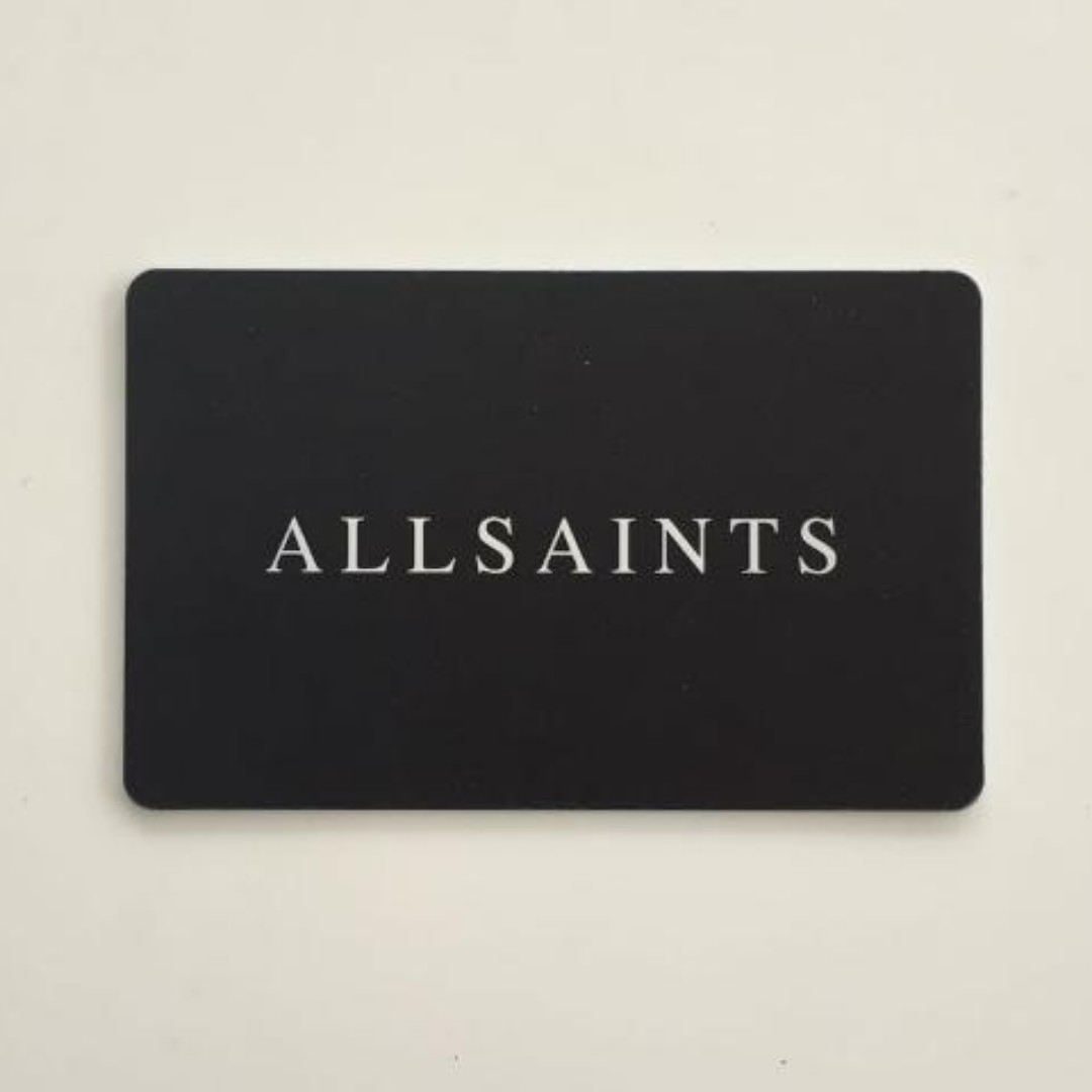 $514.89 AllSaints Gift Card