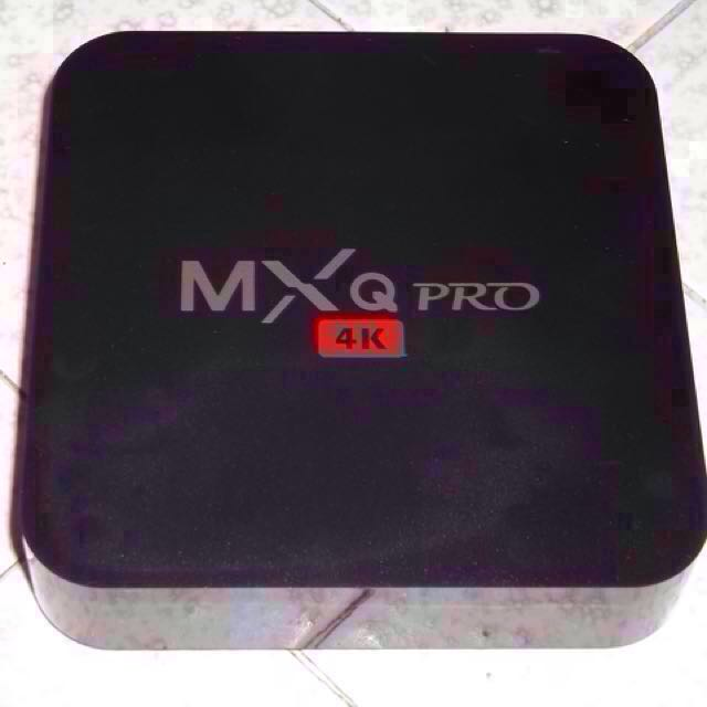 Eliminate Your Cable And Satellite Bills With MXQ PRO TV Box Amlogic S905W 1GB + 8GB Android 7.1 Kodi 17.6