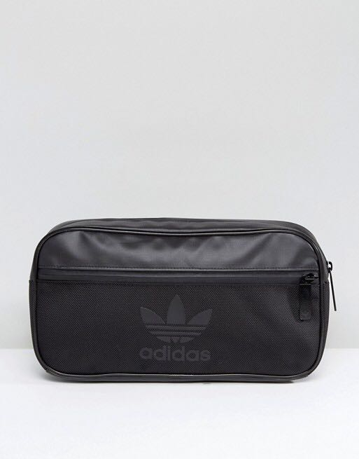 a09c219121 ADIDAS Originals Sling Bum Bag SOLD OUT Black