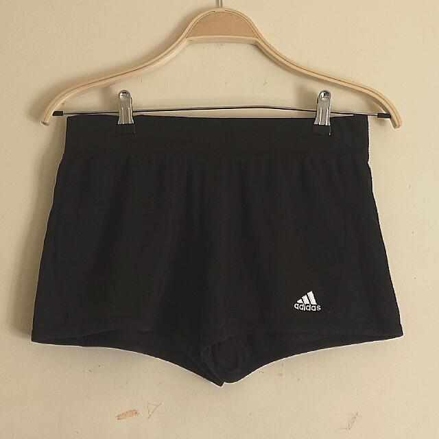 Adidas shorts (black)