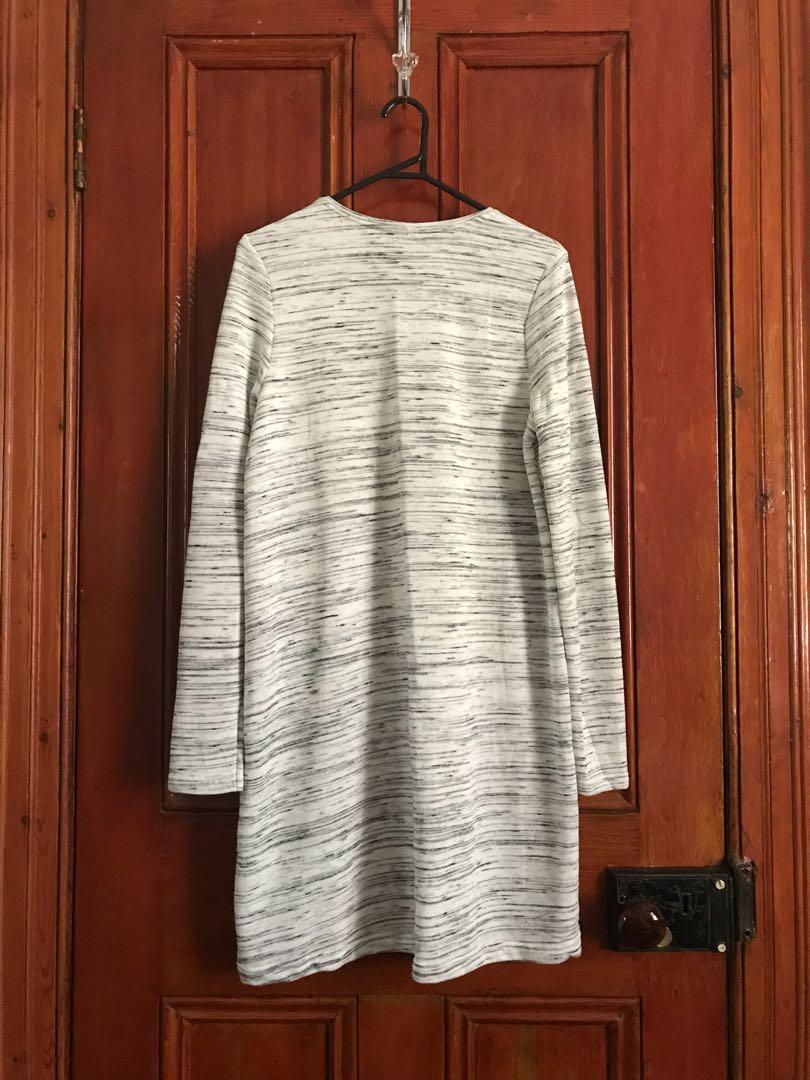 ASOS long-sleeved dress