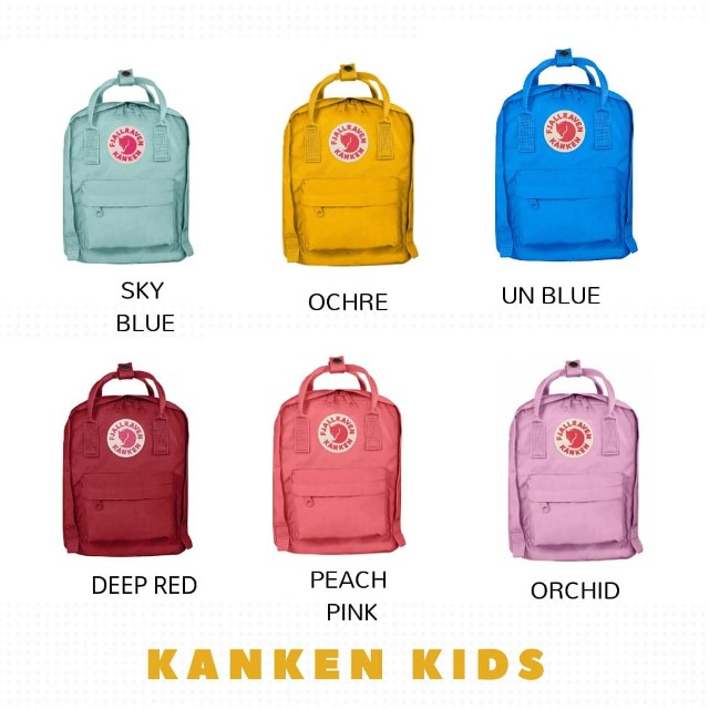 AUTHENTIC Fjallraven kanken KIDS, Babies   Kids, Others on Carousell b42e90d88e