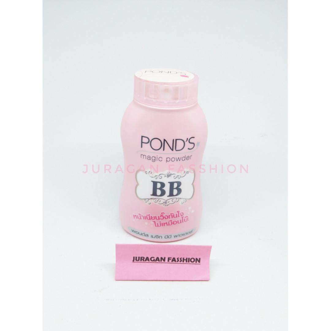 Bedak Ponds Magic Powder Ajaib Original Health Wardahhh Matte Beauty Makeup On Carousell