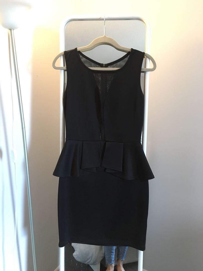 Black Guess Dress (M)