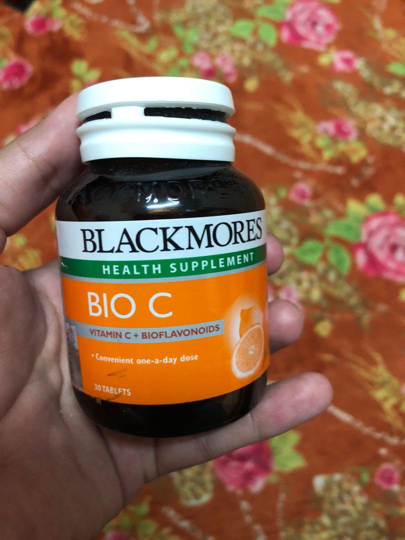 Blackmores Bio C 1000mg Bpom Kalbe Premium Vitamin 150 Tablet Tablets Vin Ung B Sung 1000 Mg