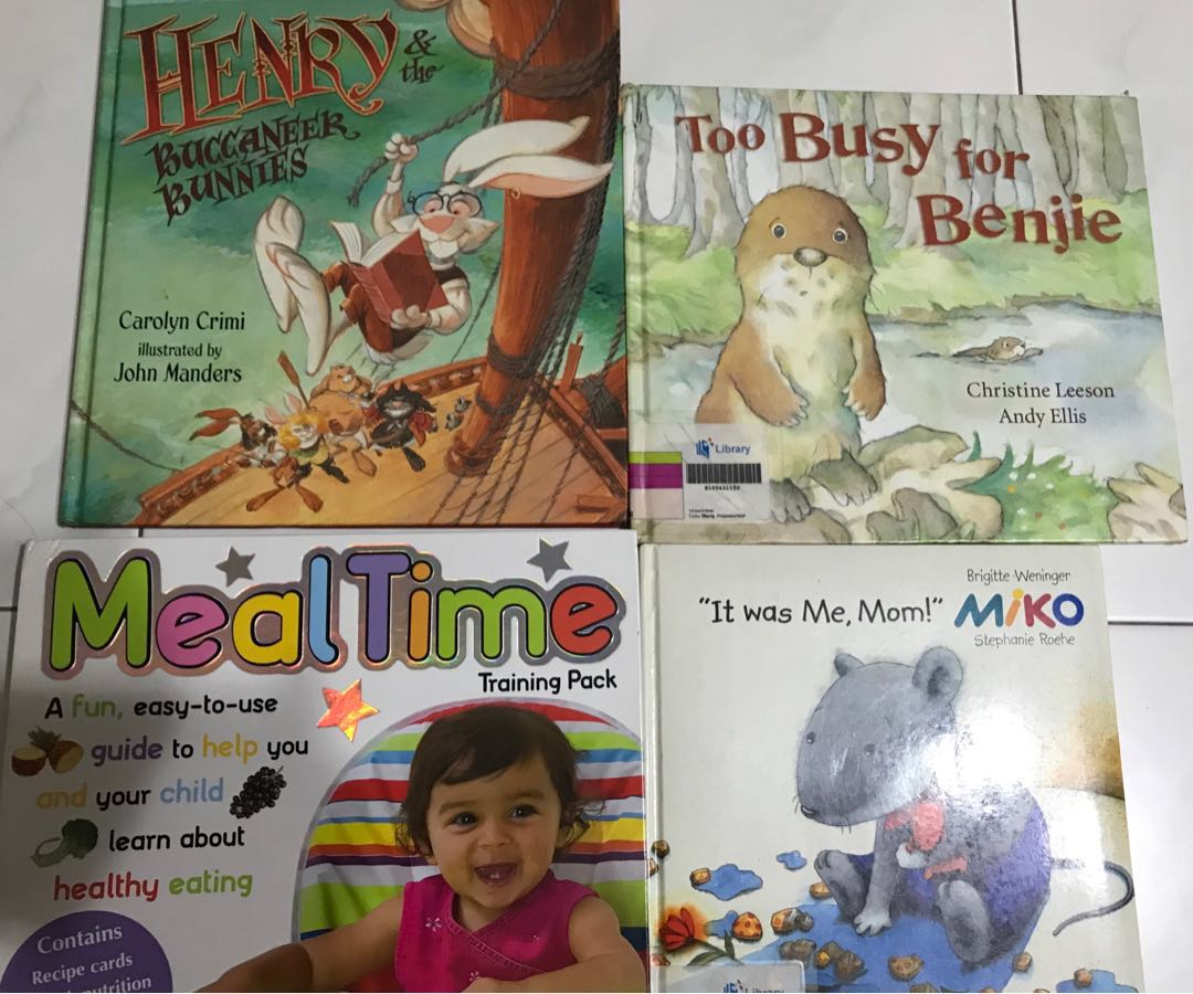 Books for K1, K2 (Total 32 books as a bundle)