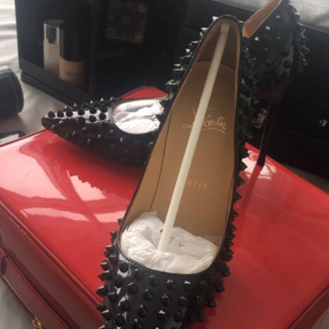 CL Stud Heels
