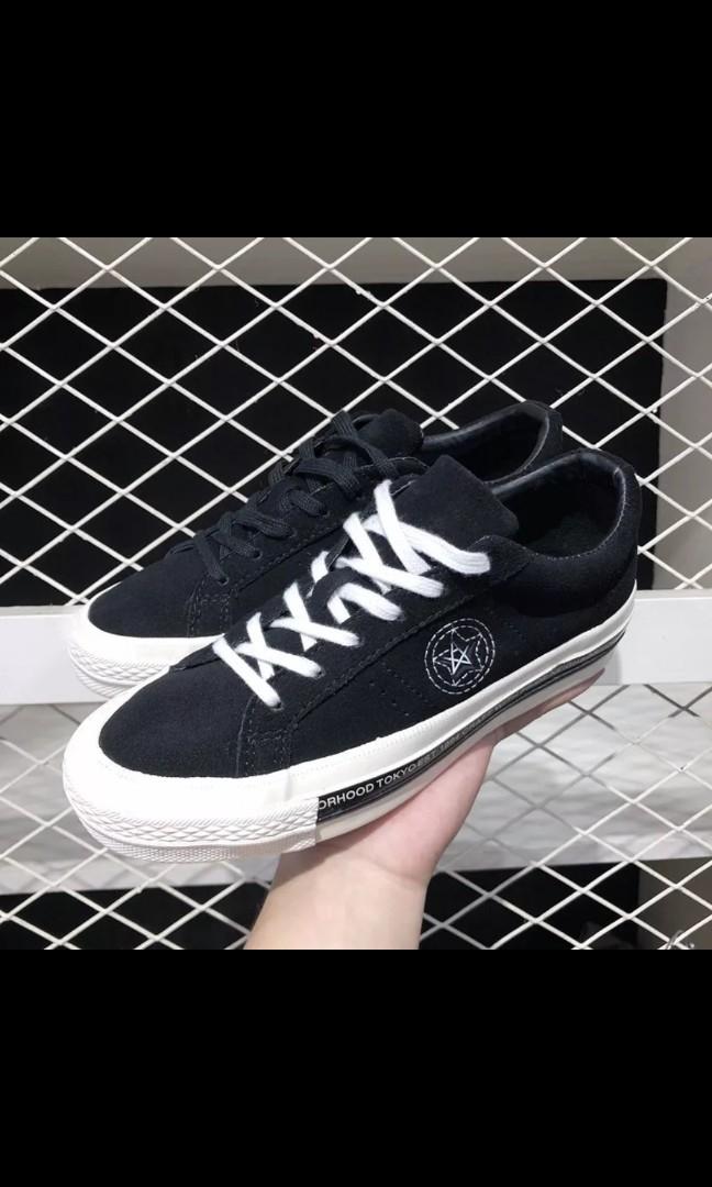 premium selection a655f 56c77 Converse x Neighbourhood One Star, Men s Fashion, Footwear on Carousell