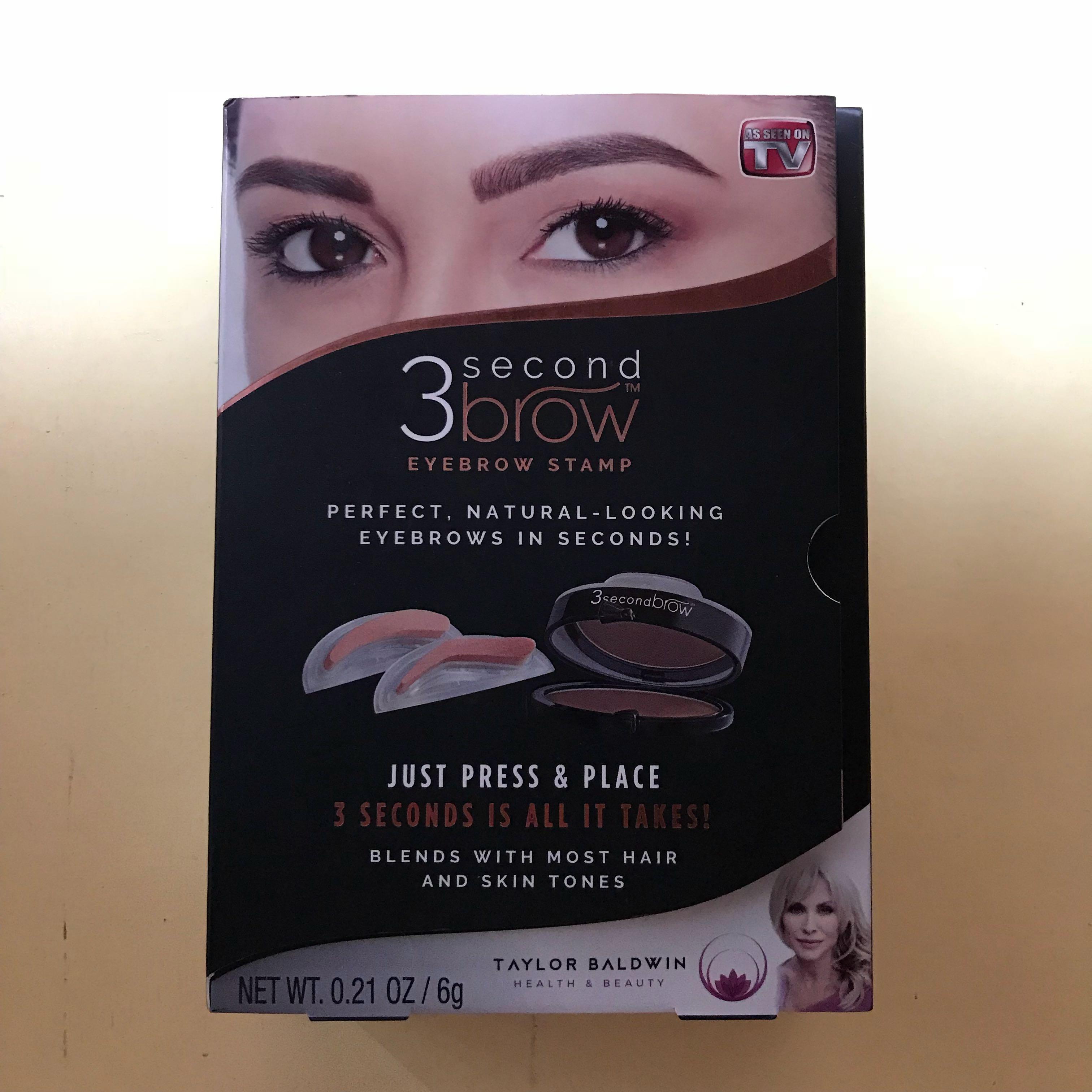 Eyebrow Stamp Health Beauty Makeup On Carousell