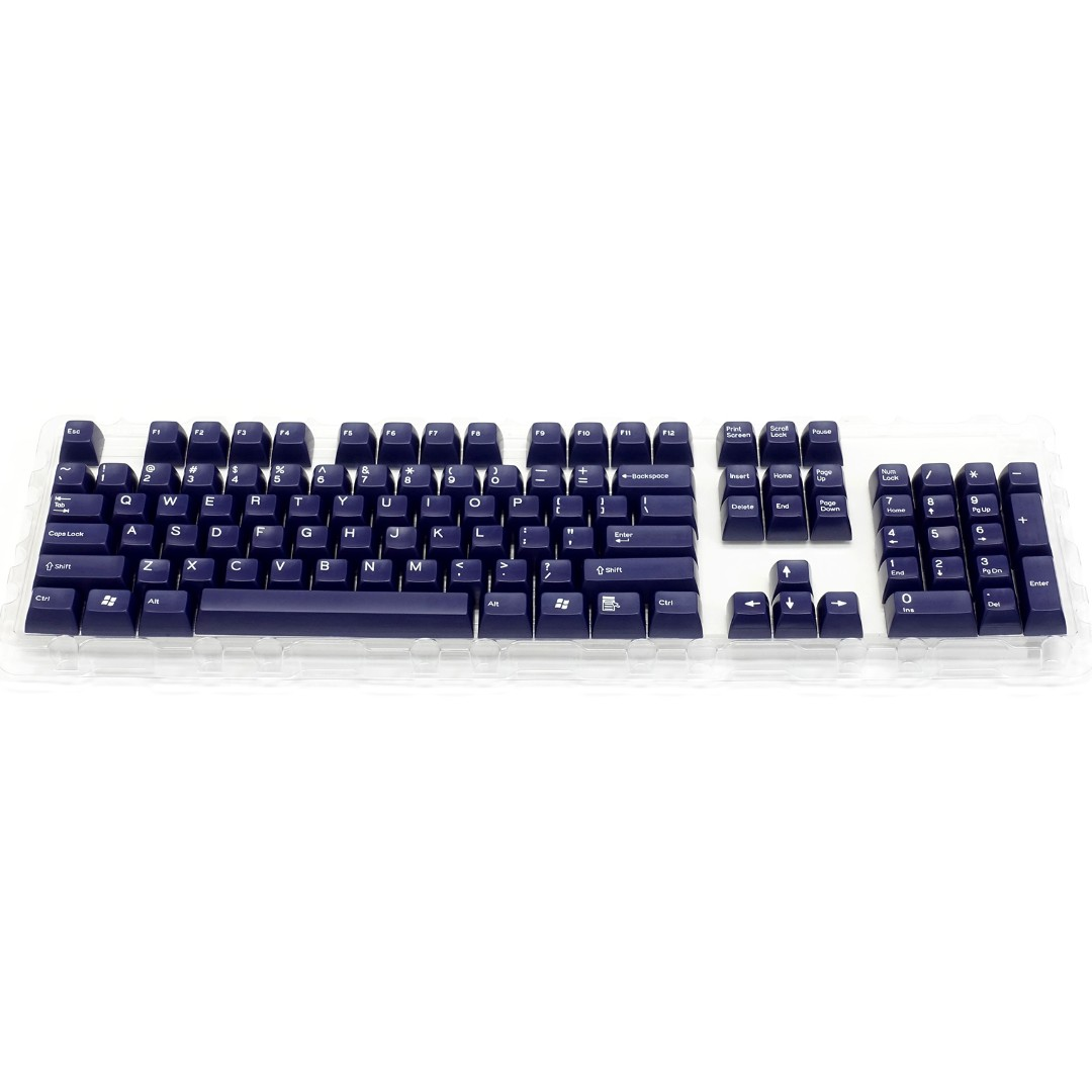 Filco SA Uniform R3 Profile keycaps (By Signature Plastic) - Blue