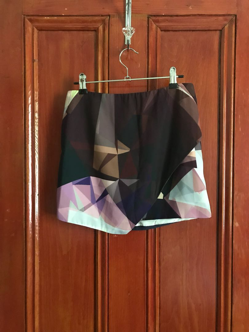 Finders Keepers mini skirt