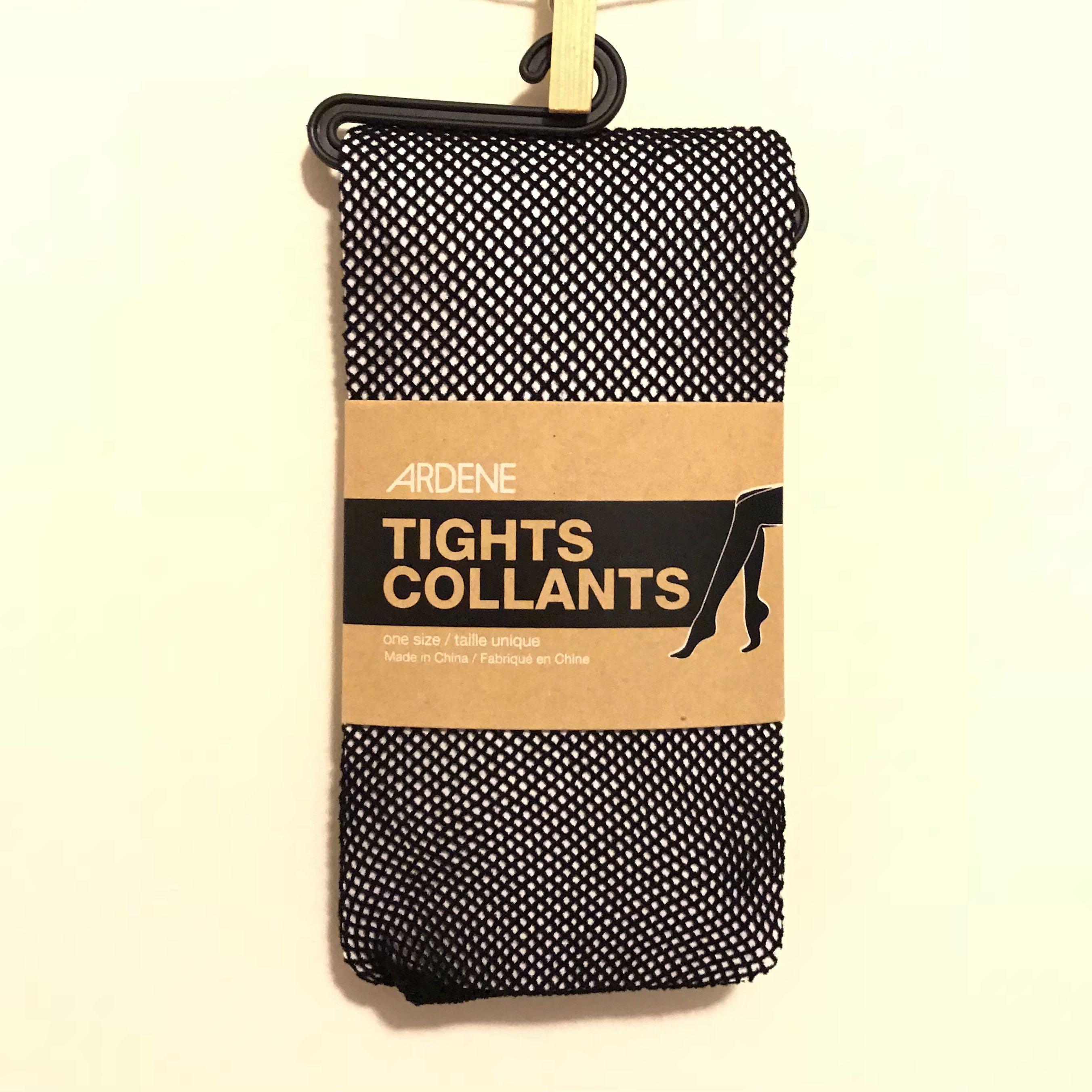 Fishnet Black Tights