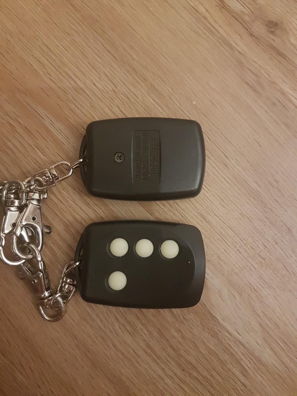 Gate Remote, Waterproof*, Luminous, Durable