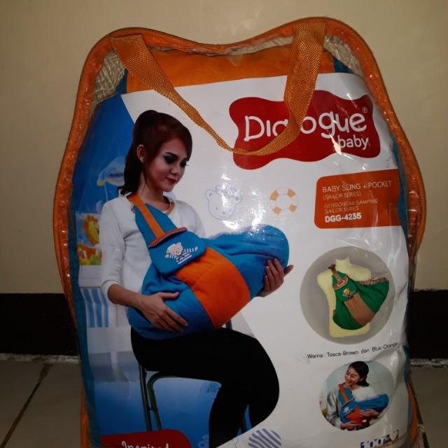 Dialogue Baby Besar Sailor Series Tas Bayi - Tosca. Source · photo .