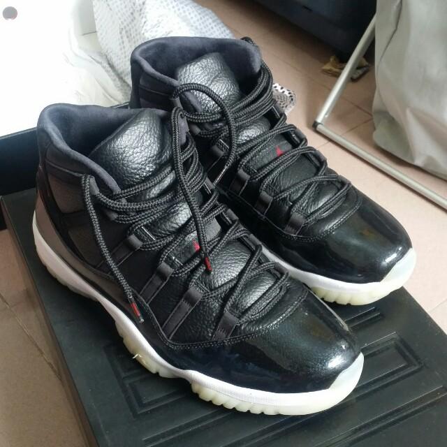 3547c92e0a031c Jordan 11 retro 72-10 size US 14
