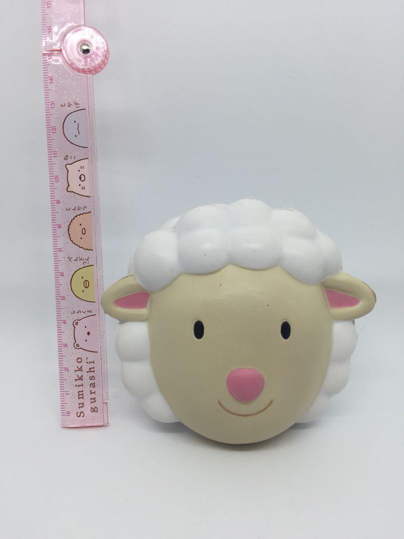 Kiibru Sheep Squishy