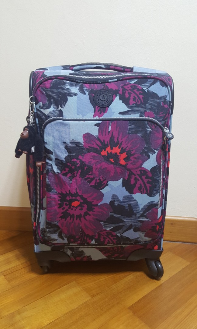 082b9cf1237 Kipling Cabin luggage, Women's Fashion, Bags & Wallets on Carousell