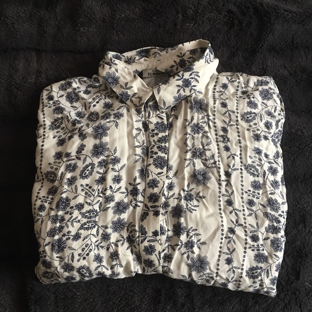LCW Floral Tunic