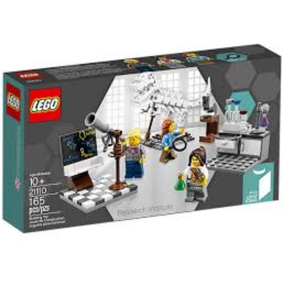 Lego Ideas 21110 Research Institute Misb Toys Games Bricks Polybag 30193 250 Gt Berlinetta Photo