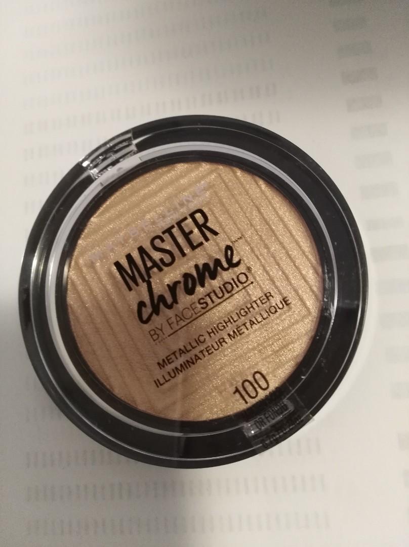 Master Chrome Metallic Highlighter