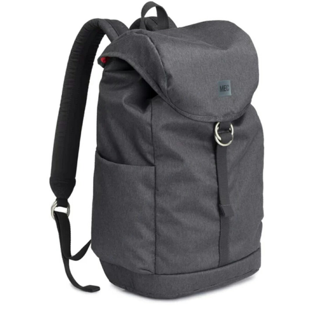 MEC Grey Backpack