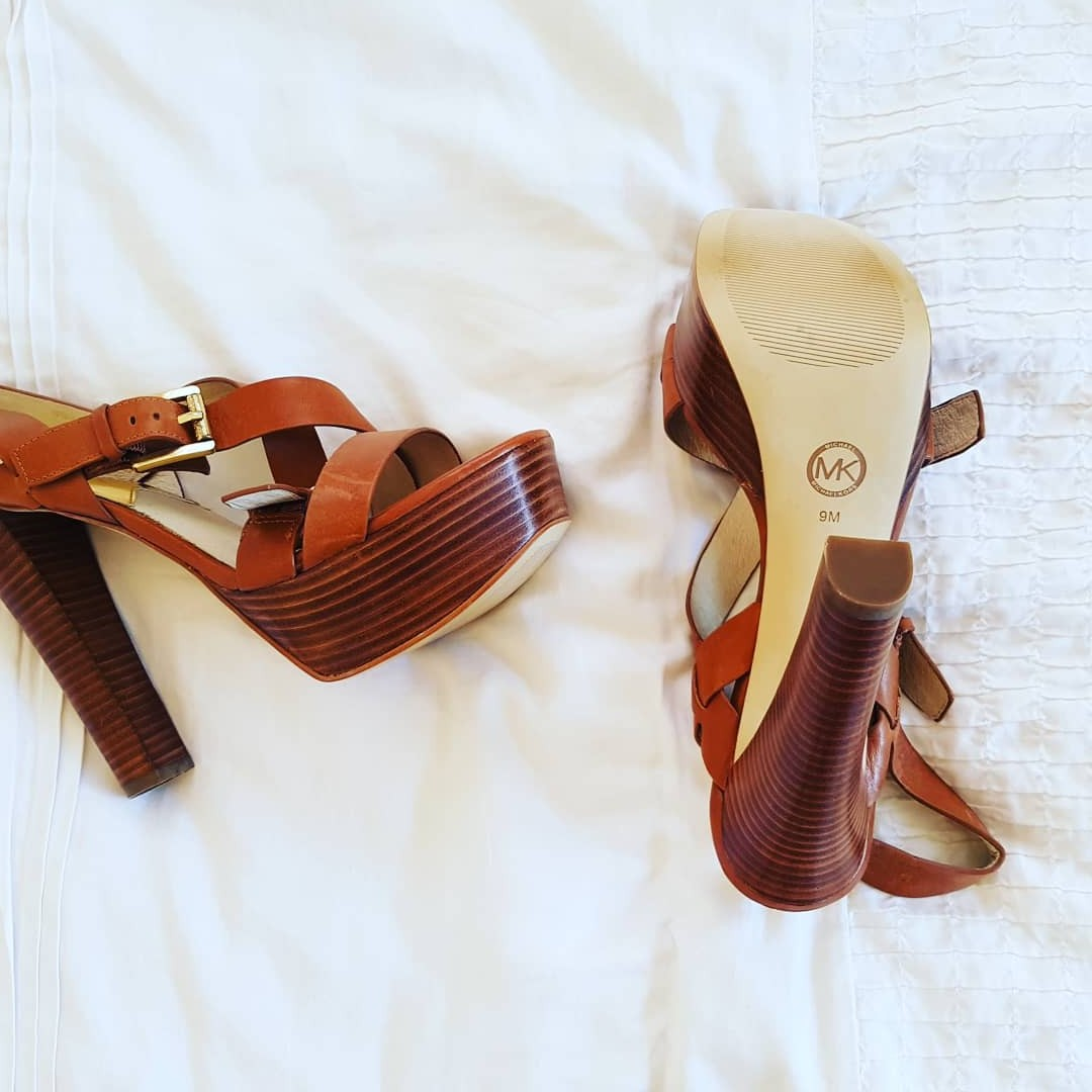 Michael Kors Pumps Brown Size 8 to 9