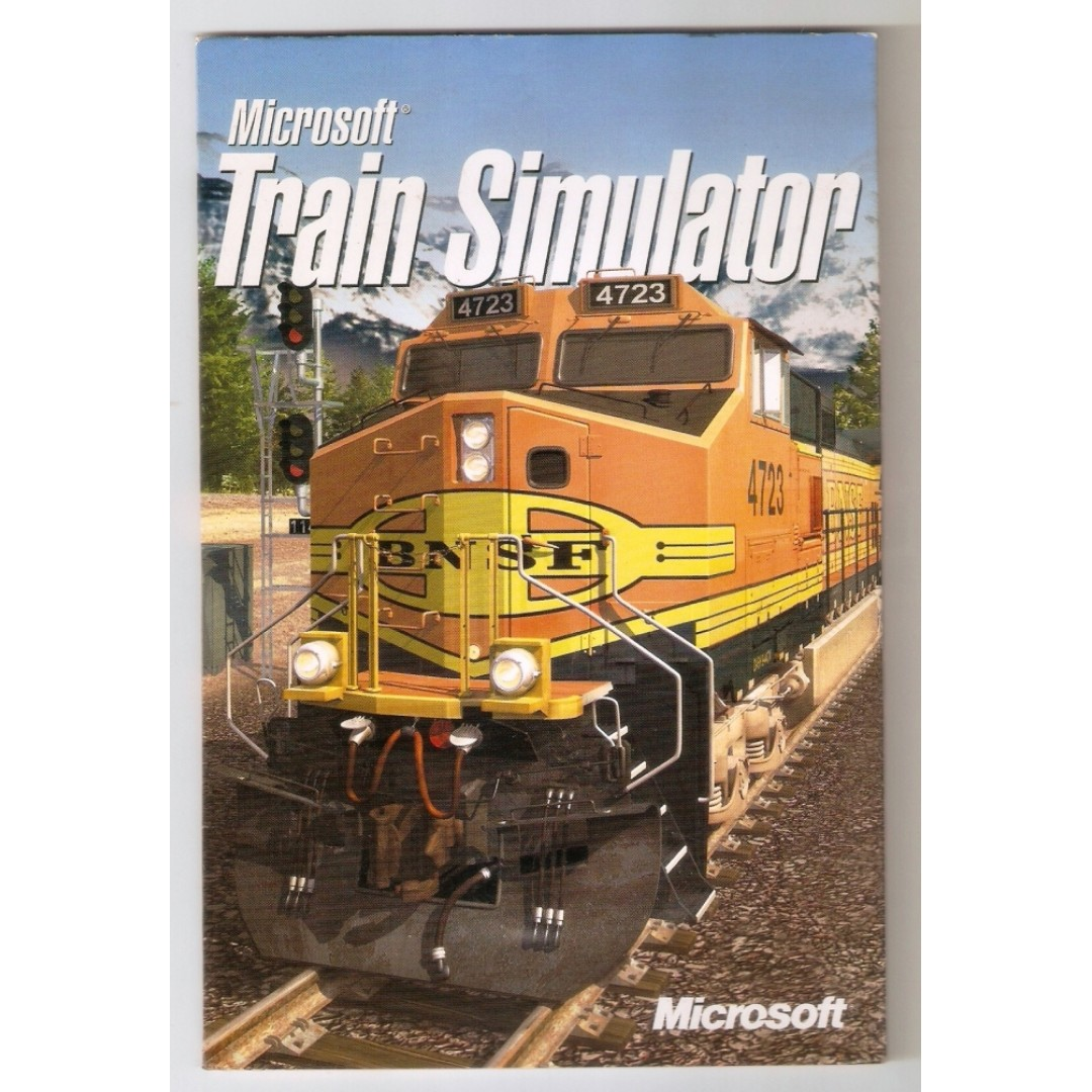003d561a2f Microsoft Train Simulator PC Game, Toys & Games, Video Gaming, Video ...