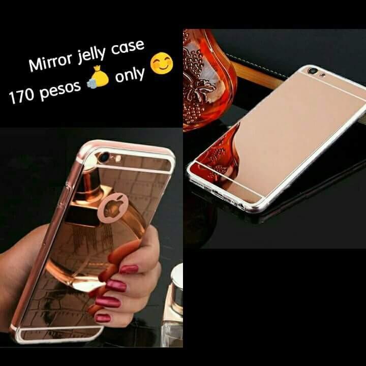 promo code 28ae0 5274e Mirror Jelly Case