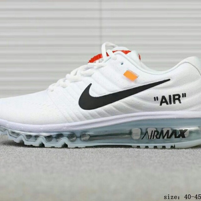 size 40 c4fd8 90db0 Nike Airmax 2017 X Off White