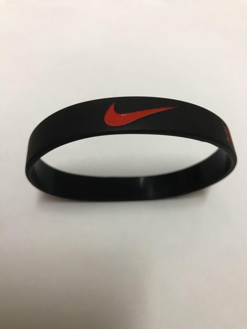 Nike Wrist Band Sports Equipment On Carou