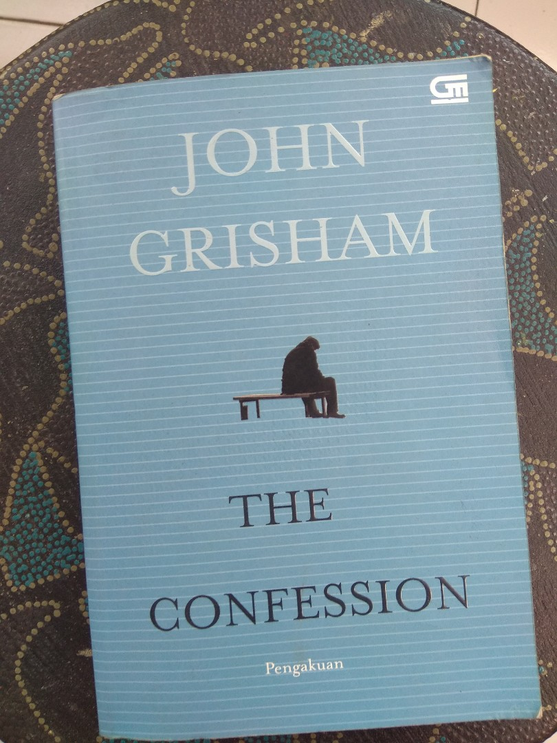the confession mark grisham