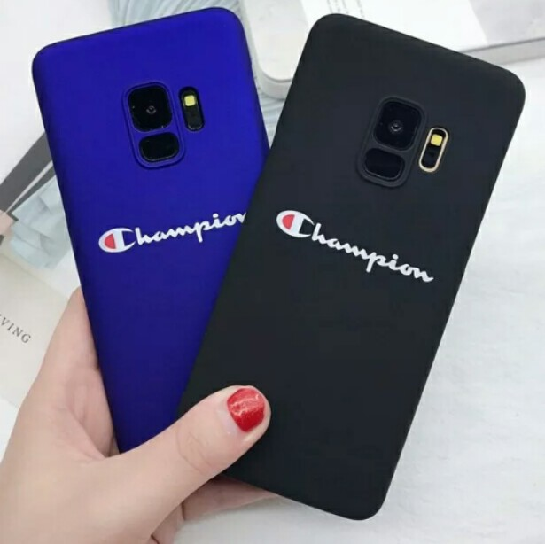 a7fafd4f70 ⚠Pre-order! Cool Matte champion design phone cover for Samsung ...