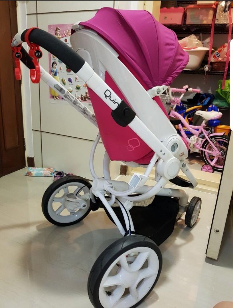 Quinny Moodd Stroller Pink Babies Kids Strollers Bags