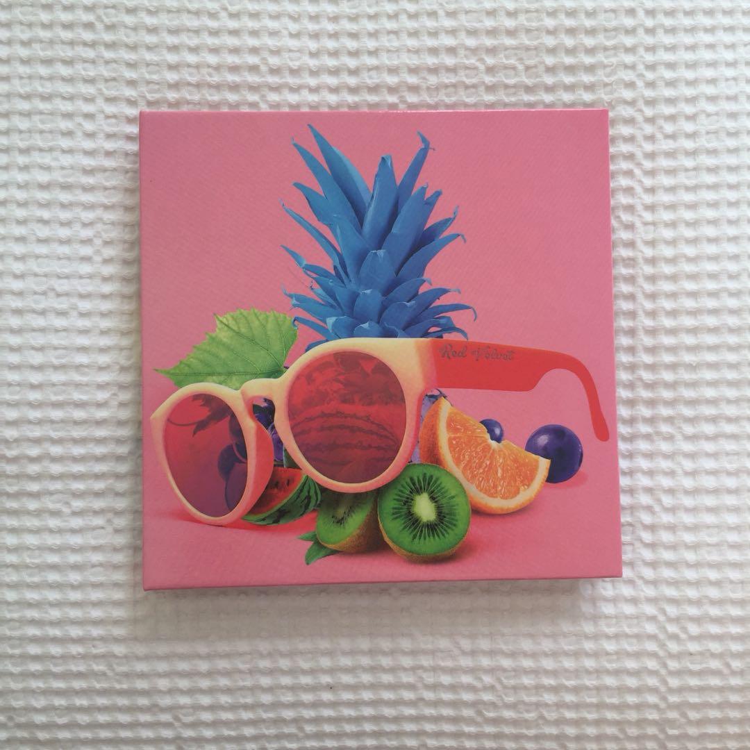 red velvet - the red summer mini album