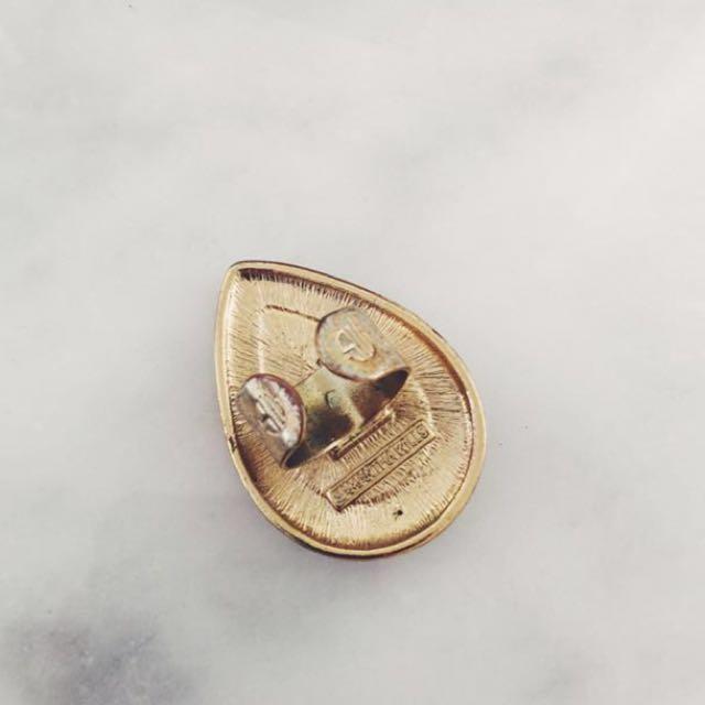 Samantha Wills Gold Reptile Bardot Ring