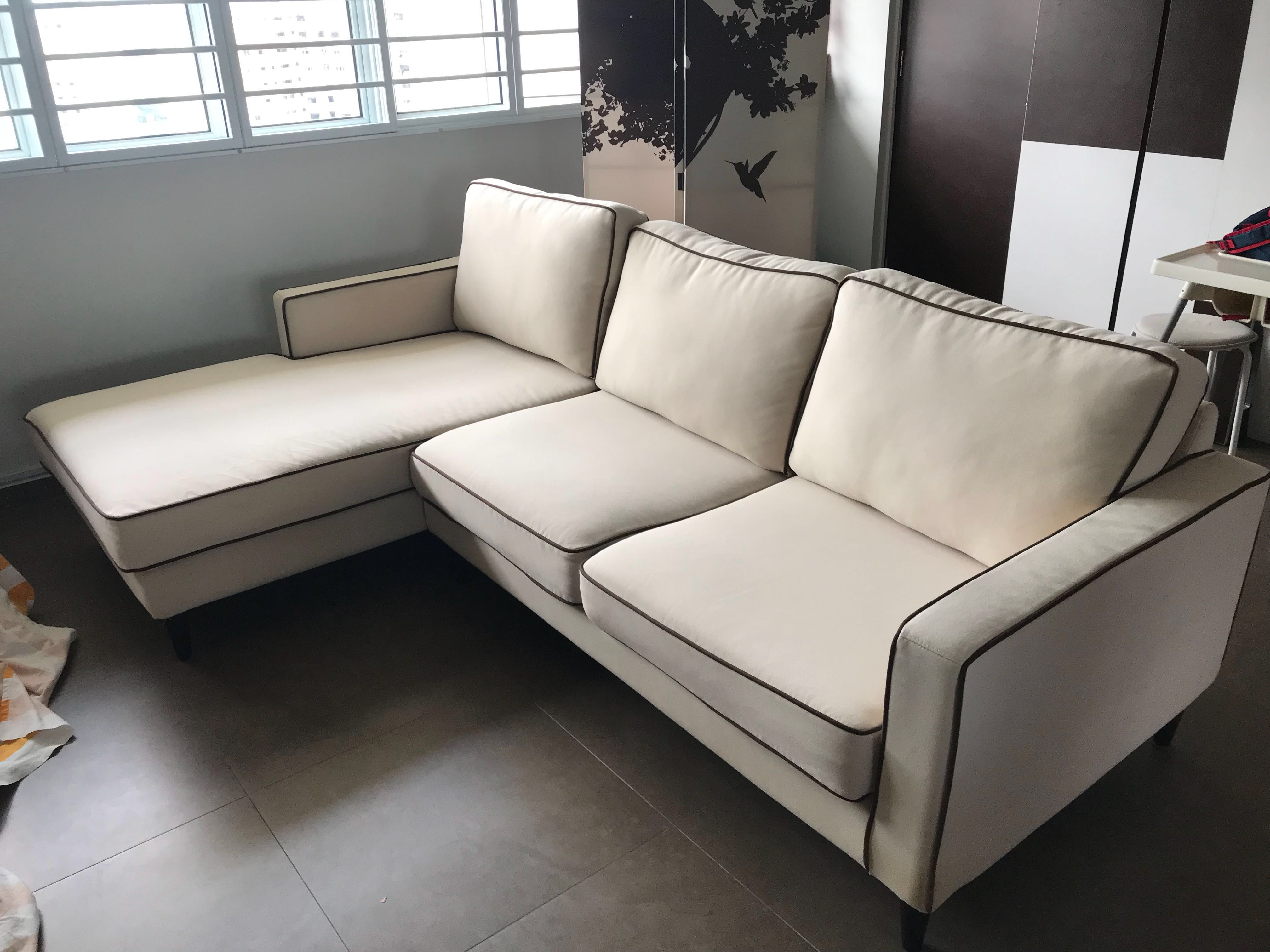 Picture of: Sofa For Sale Bought From Harvey Norman Furniture Sofas On Carousell
