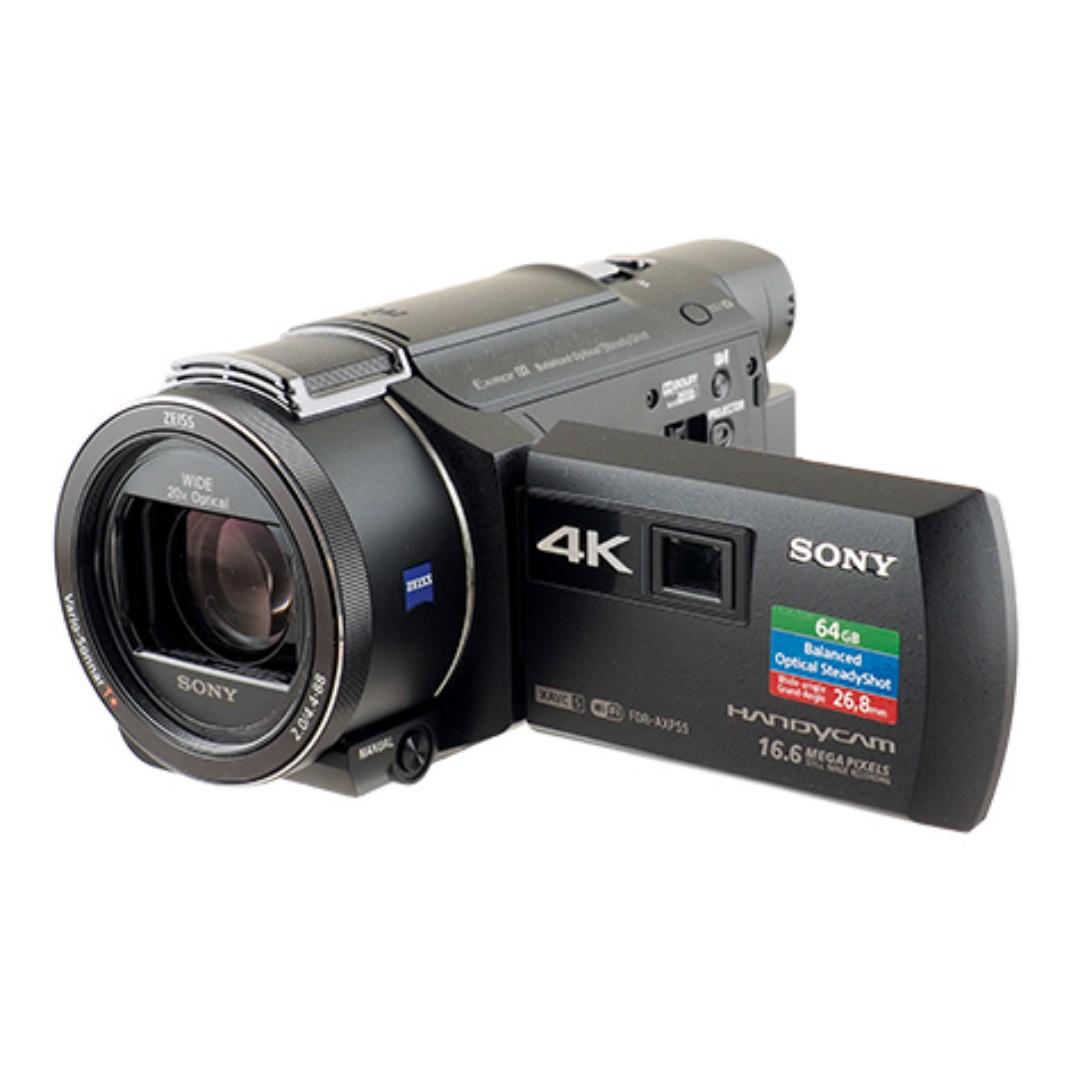 sony handycam warranty