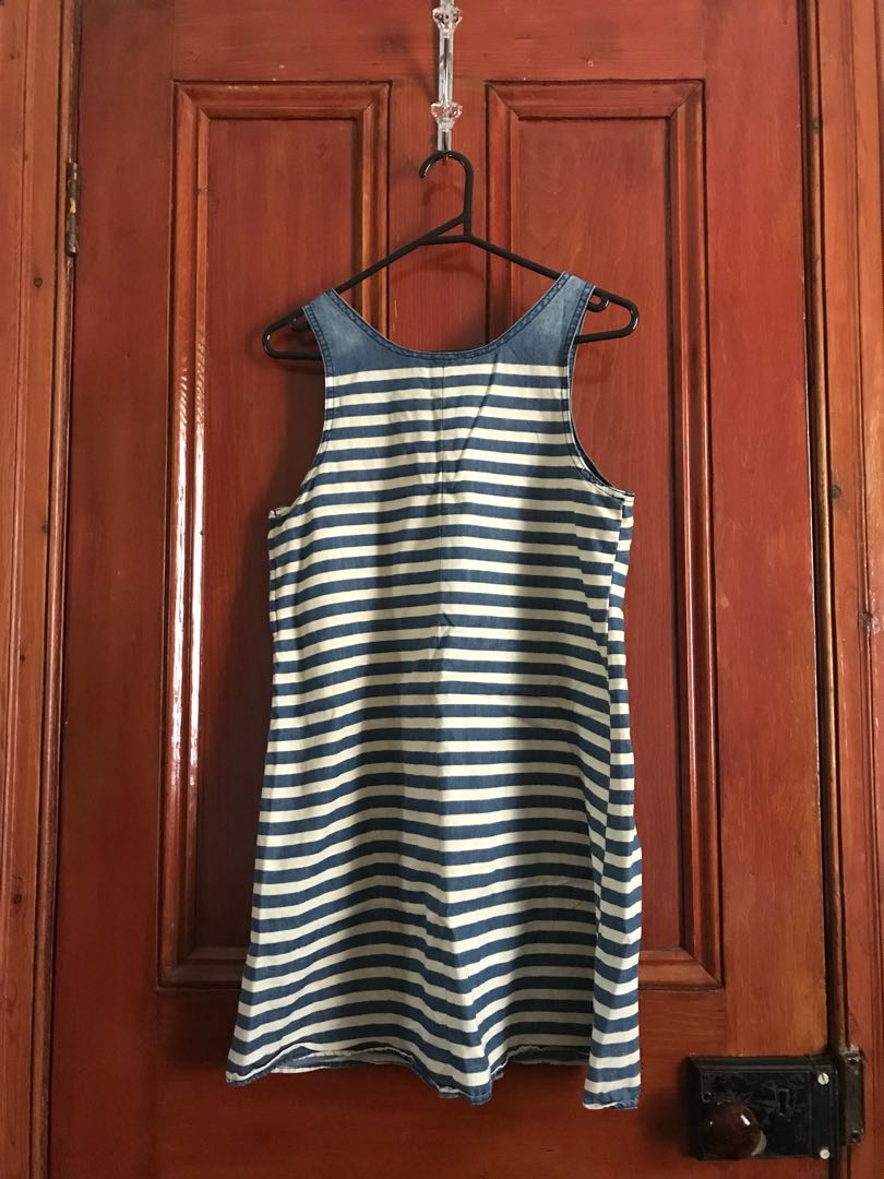 Stripy Stussy Dress