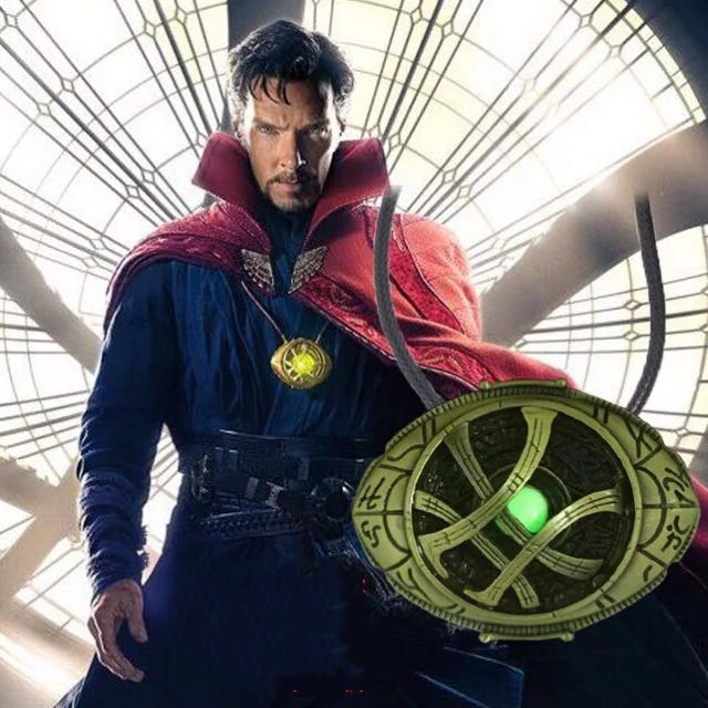 Super Heroes keychain