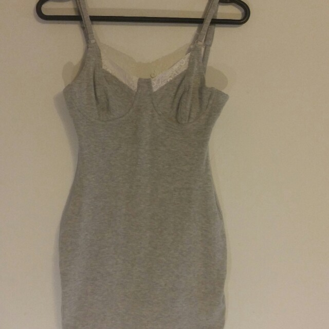 Vintage Bodycon Slip Dress