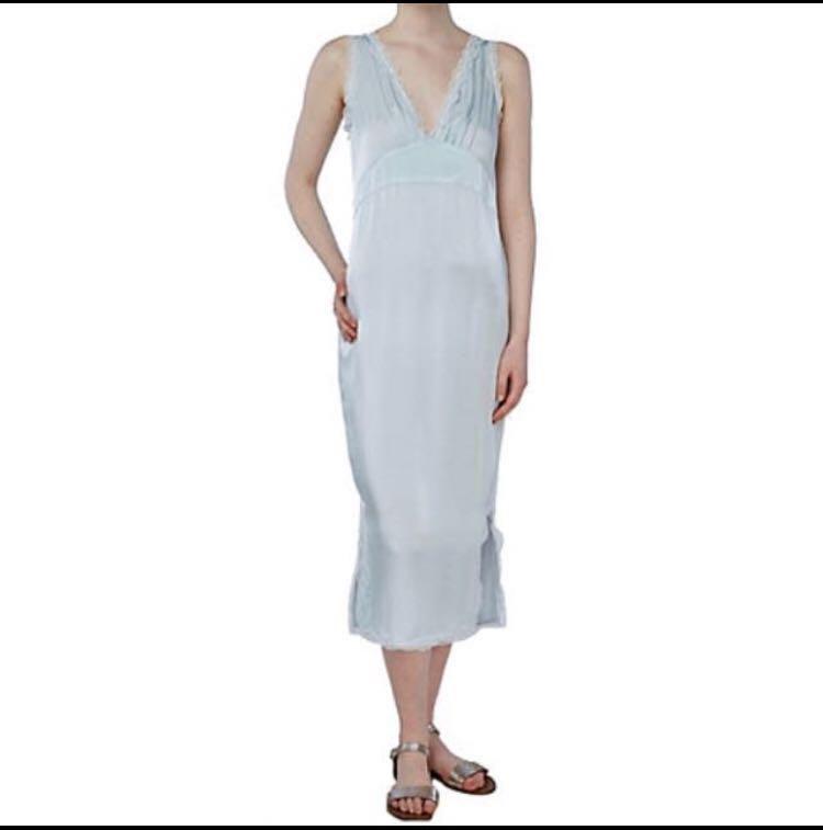 Vintage feel slip dress
