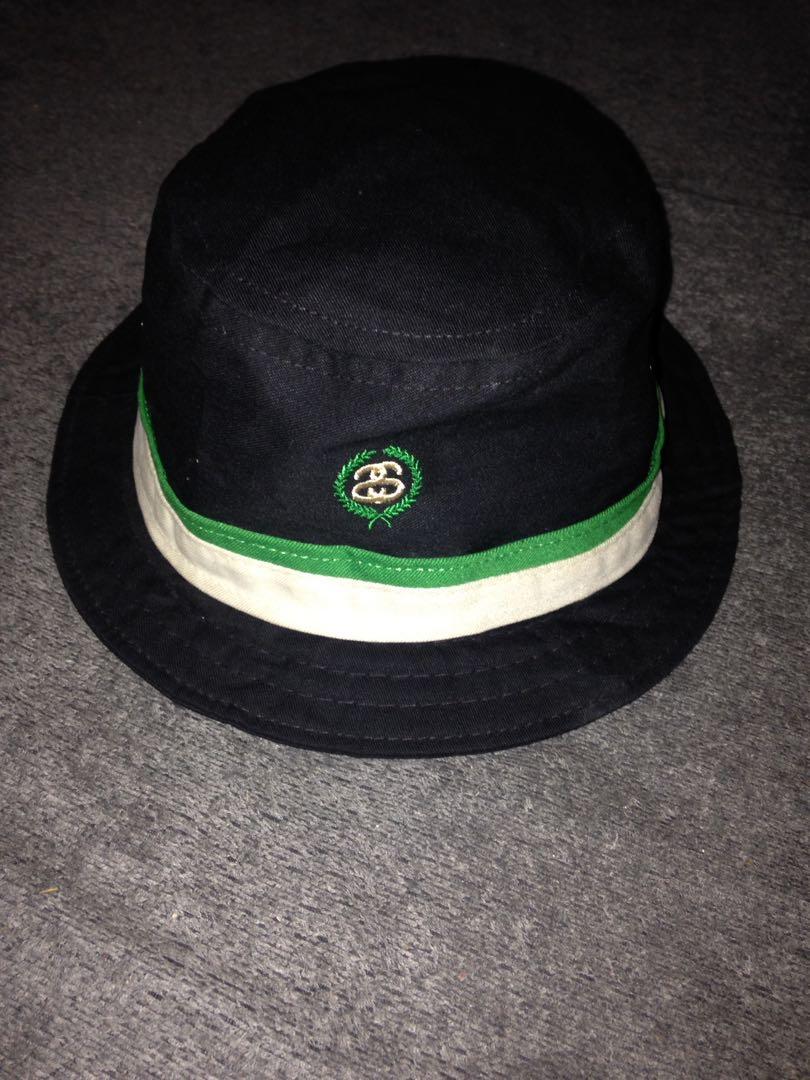 3adf680d102 VTG STUSSY BUCKET HATS